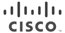 Proud parter of Cisco